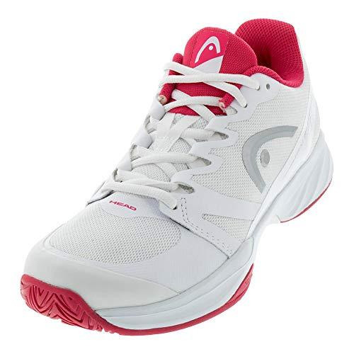 Head Sprint Pro 2.0 Women, Zapatillas de Tenis Mujer, Blanco (White/Pink Whpk), 38 EU