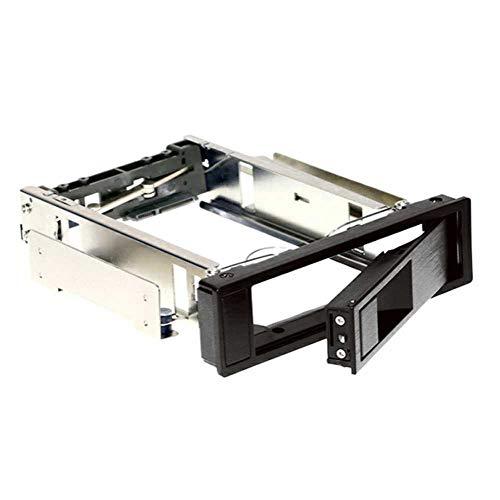 Seaocloud 5.25 Trayless Mobile Rack CD-ROM 3.5 inch Internal SATA Hard Drive SSD Adapter - (sc314)