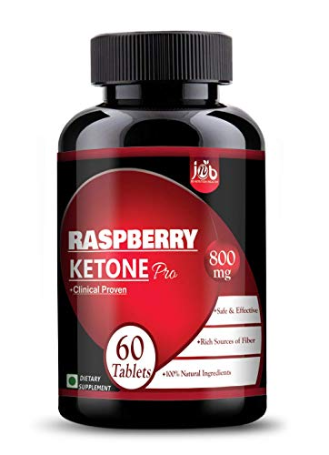 JNB Raspberry Ketone Pro tablets with weight loss supplement and Ultimate fat burner Tab (60 Tab)