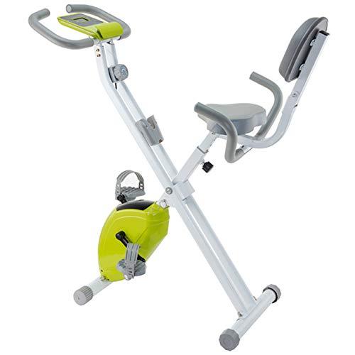 Hometrainer Hometrainer Opvouwbare Magnetische Staande Ligfiets Indoor Fiets Verstelbare Stoel, Stille Pedaal Hometrainer Fitnessapparatuur