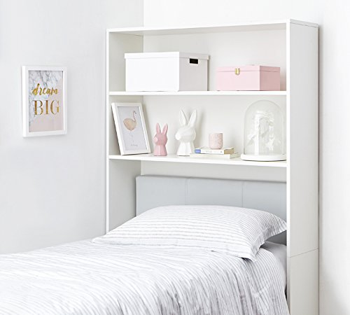 Decorative Shelf - Over Bed Shelving Unit