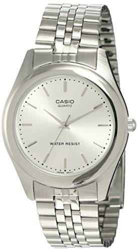 Casio Enticer Men Analog White Dial Men's Watch MTP-1129A-7ARDF(A1708)