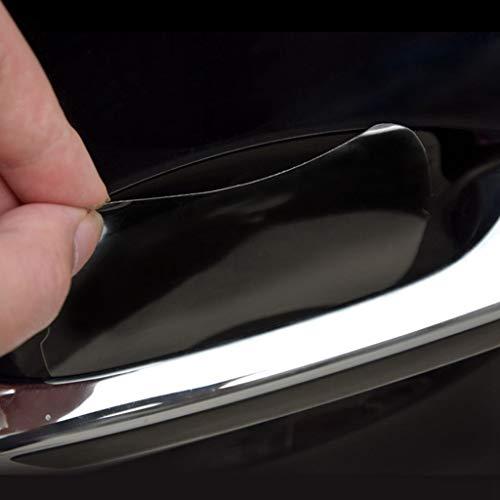 15 Pcs Car Door Handle Protector Films Scratches Clear Sticker