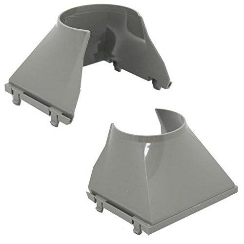 LG Trichter grau ohne Halterung – Kühlschrank / Gefrierschrank – LG