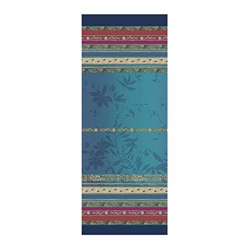 Bassetti Tischläufer Malve B1 blau 50x150 cm
