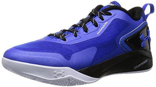 Under Armour clut chfit Drive II Low Zapatillas de baloncesto para hombre, multicolor, 11,5