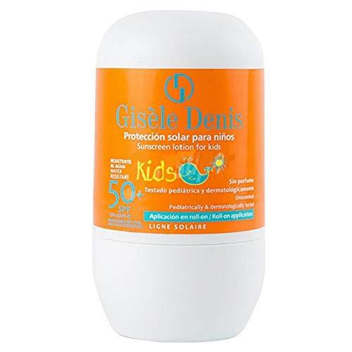 Gisle denis - gisle denis sunscreen lotion for kids roll on spf50 50ml - btsw-146888