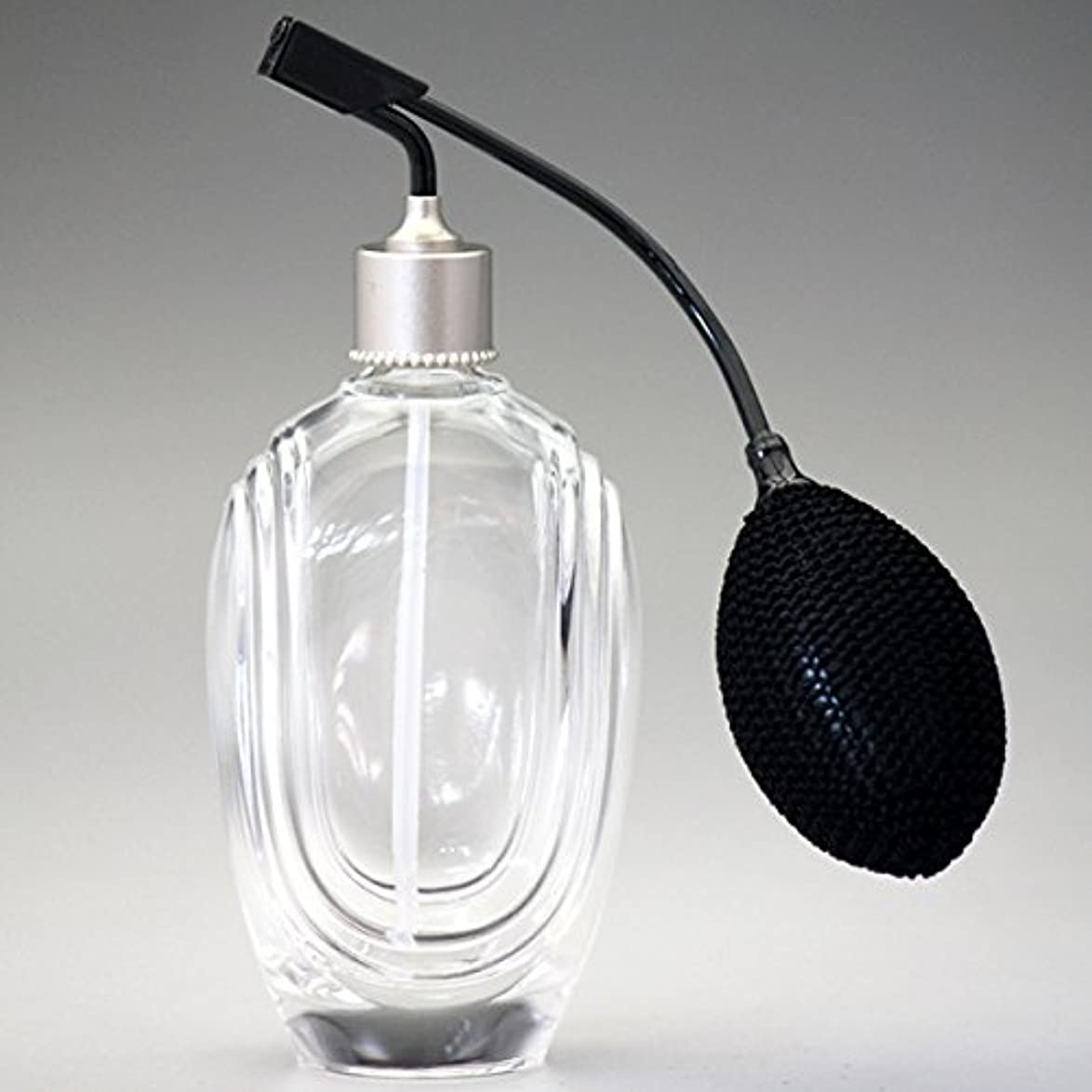 【ヒロセ アトマイザー】卓上 バルブ アトマイザー 50ML フランス製 香水瓶 369853 BB (50MLタクジョウCLBB) 50ml