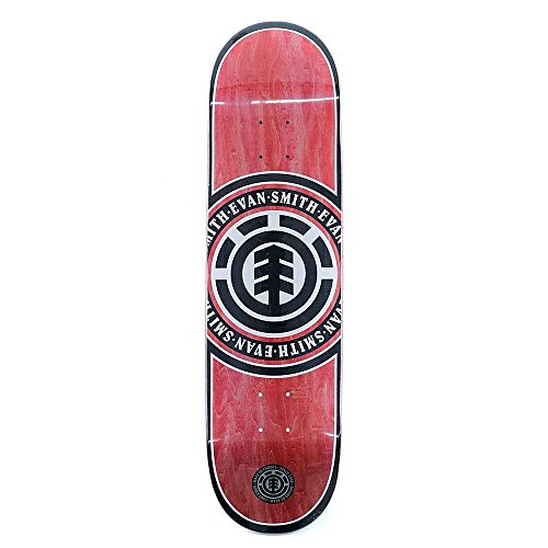 Element Skateboard Deck 25 Yr Evan Seal 8.375
