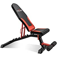 Relife Rebuild Your Life Adjustable Weight Bench