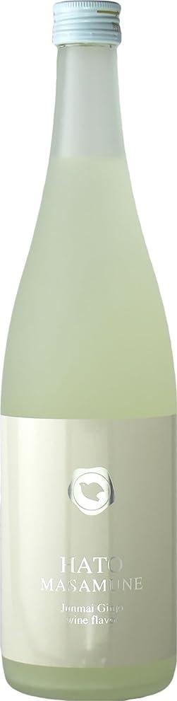 部ねじれメトロポリタン鳩正宗 純米吟醸 ワイン酵母仕込み 720ml 要冷蔵
