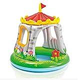 XGYUII Aufblasbare Spielhaus Kinder Ball Pool Game House Wave Pool