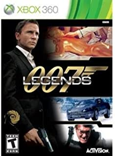 Activision Blizzard Inc Genuine 007 Legends X360