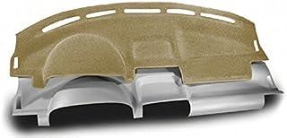 Coverking Custom Fit Dashcovers for Select GMC Yukon Models - Molded Carpet (Beige)