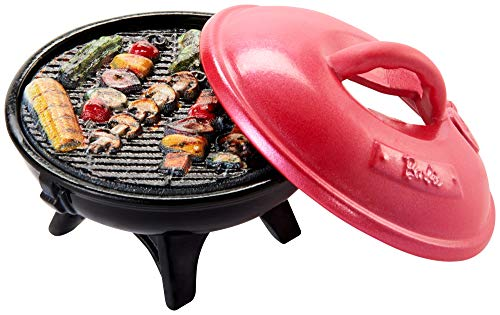 Mattel GHL83 Barbecue Accessories 4 Teile (Griller)