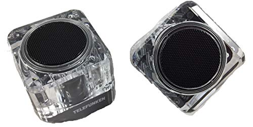 Telefunken Bluetooth Twin-Stereo Lautsprecher BS1014ST