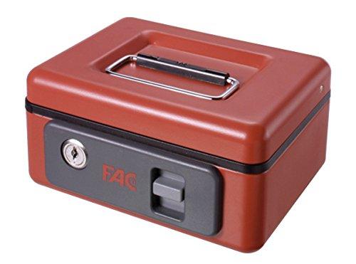 FAC 25014 Caja de caudales, Rojo