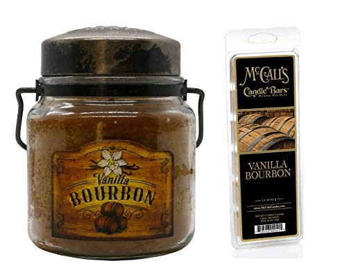 McCalls Candles Vanilla Bourbon Bundle