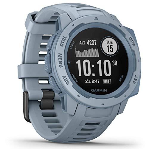 Garmin Instinct, GPS Watch, Sea Foam, WW (Reacondicionado)