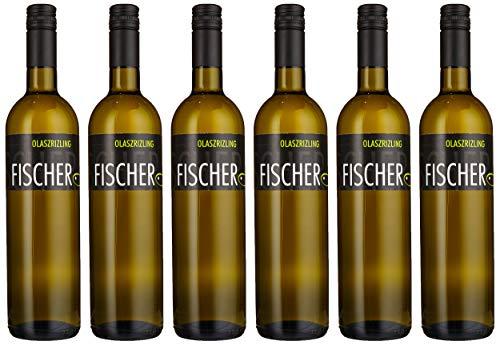 Fischer Olasz Rizling 2017 trocken (6 x 0.75 l)