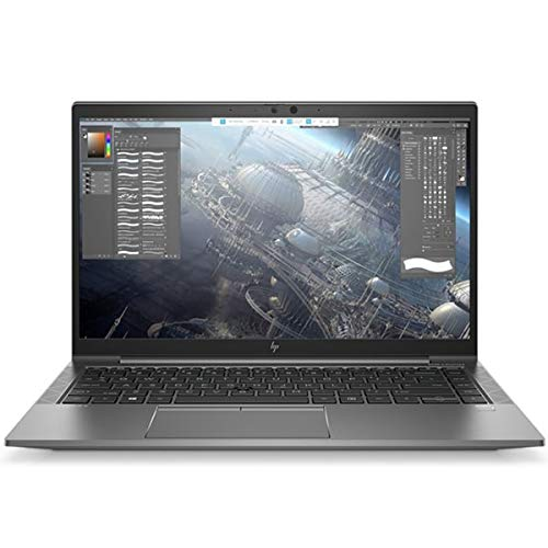 HP ZBook Firefly 14 G7 Mobile Workstation, Grey, Intel Core i7-10510U, 16GB RAM, 512GB SSD, 14.0' 1920x1080 FHD, 4GB NVIDIA Quadro P520, HP 3 YR WTY + EuroPC Warranty Assist, (Renewed)