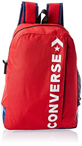 Converse Speed 2.0 Backpack 10008286-A02 Umhängetasche, 42 cm, 18 Liter, Red