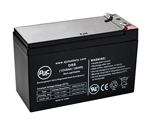 Batterie Ritar RT1280 F2 12V 8Ah UPS - Ce Produit est Un Article de Remplacement de la Marque AJC®