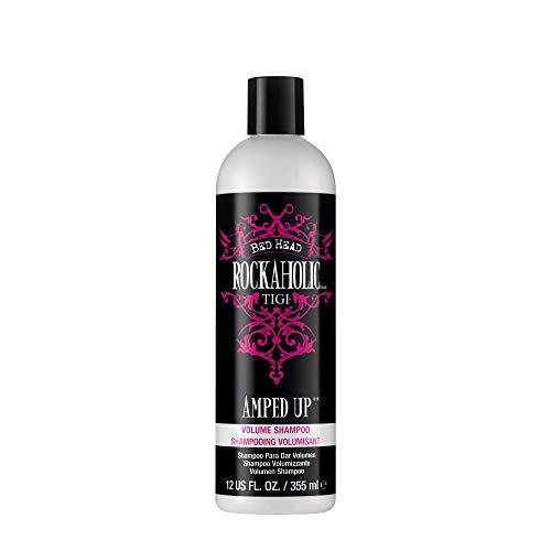 TIGI Bed Head Rockaholic Amped Up Volume Shampoo, 355 ml