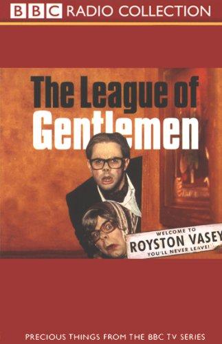 The League of Gentlemen audiobook cover art
