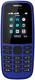 NOKIA 105 Dual SIM (Dark Blue)