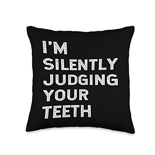 Dentist Throw Pillow