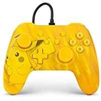 PowerA Pokemon Wired Controller for Nintendo Switch (Yellow)
