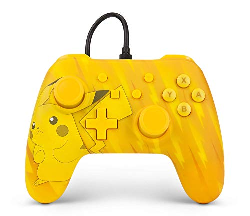 Wired Officially Licensed Controller For Nintendo Switch - Pokemon (Nintendo Switch)