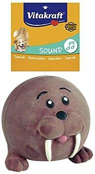 Vitakraft Animaux de la banquise - 1 jouet pour chien modèle aléatoire