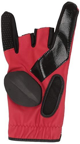 MICHELIN Storm STPG LR Bowling Glove, Black/Red,