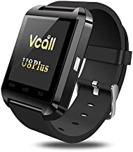 VCALL U8 Plus Bluetooth Smartwatch Smart Watch Wristwatch Long Battery Life Barometer..