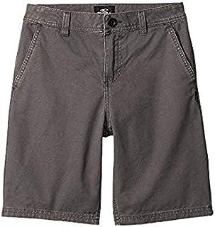 オニール ONeill Kids キッズ 男の子 ショーツ 半ズボン Grey Jay Chino Shorts (Big Kids) [並行輸入品]