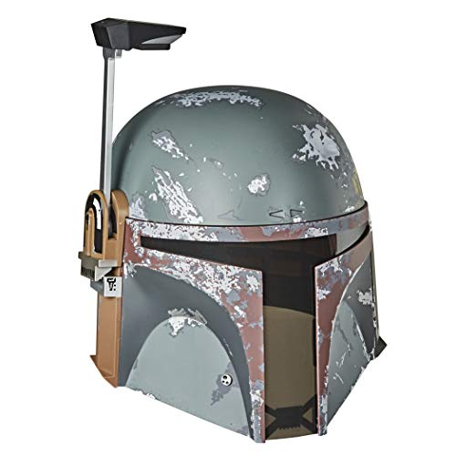 Star Wars Black Series – Casque électronique Boba Fett Premium – Jouet Collection
