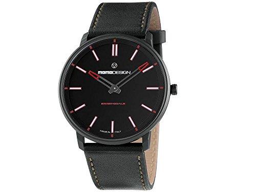 MOMO Design Reloj Informal MD6002BK-12