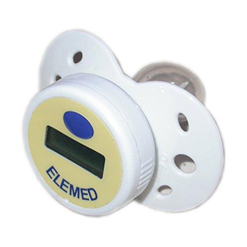 Elemed MP200 Schnuller Temperatur, weiß