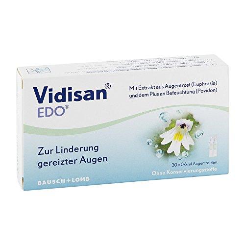 VIDISAN EDO Einzeldosispipetten 30X0.6 ml