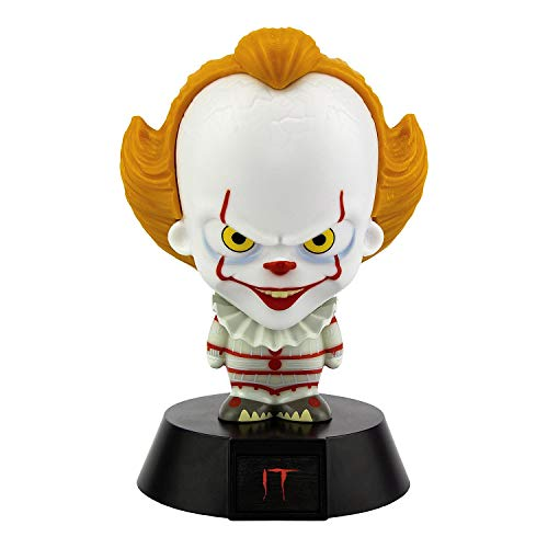 Paladone Lampe 3D Stephen King Ça - Pennywise Icon Light