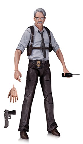 DC Collectibles Batman Arkham Knight: Commissioner Gordon Action Figure