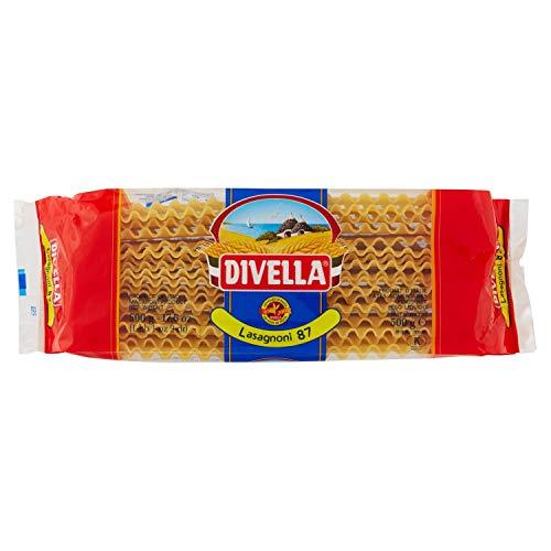 Divella - Lasagnoni, Pasta di semola di Grano Duro - 500 g