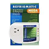 Refrigmatic MEGA Electronic Surge Protector for Big Refrigerators 27 cu. ft. or More