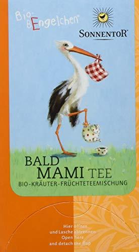 Sonnentor Bald Mami-Tee Bio-Bengelchen Teebeutel ( 20 g) - Bio