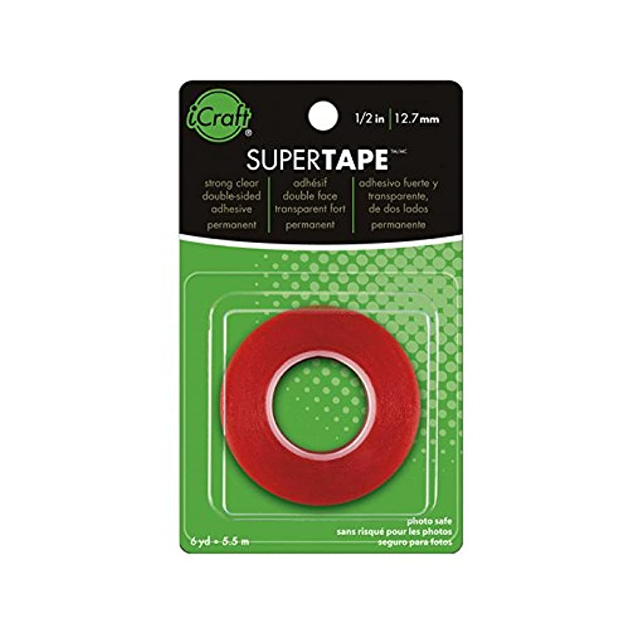 Therm-o-Web 1/2-inch x 6 yd Super Tape, Red