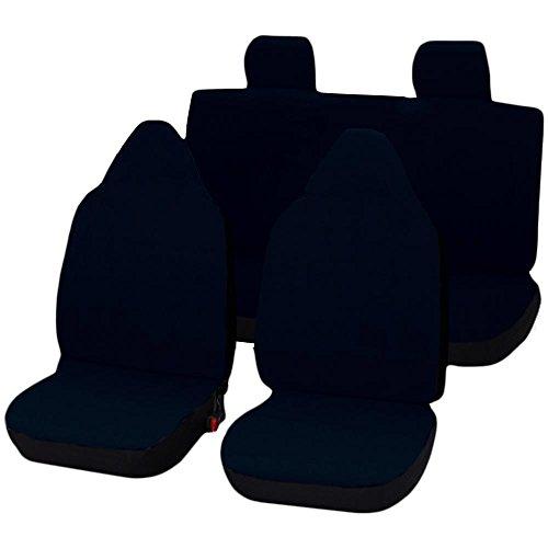 Toyota Aygo stoelhoezen - blauw