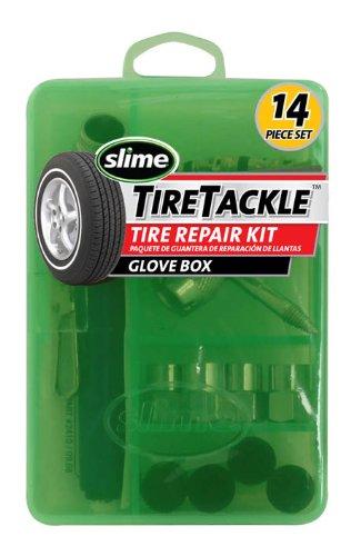 Slime 2410 Tire Repair Tackle Set