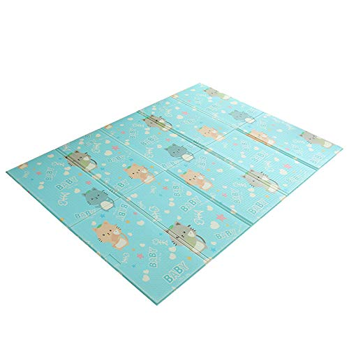 Buy LITIAN Baby Crawling Mat Blanket Double-Sided Thick XPE Game Pad Child Environmental Protection ...